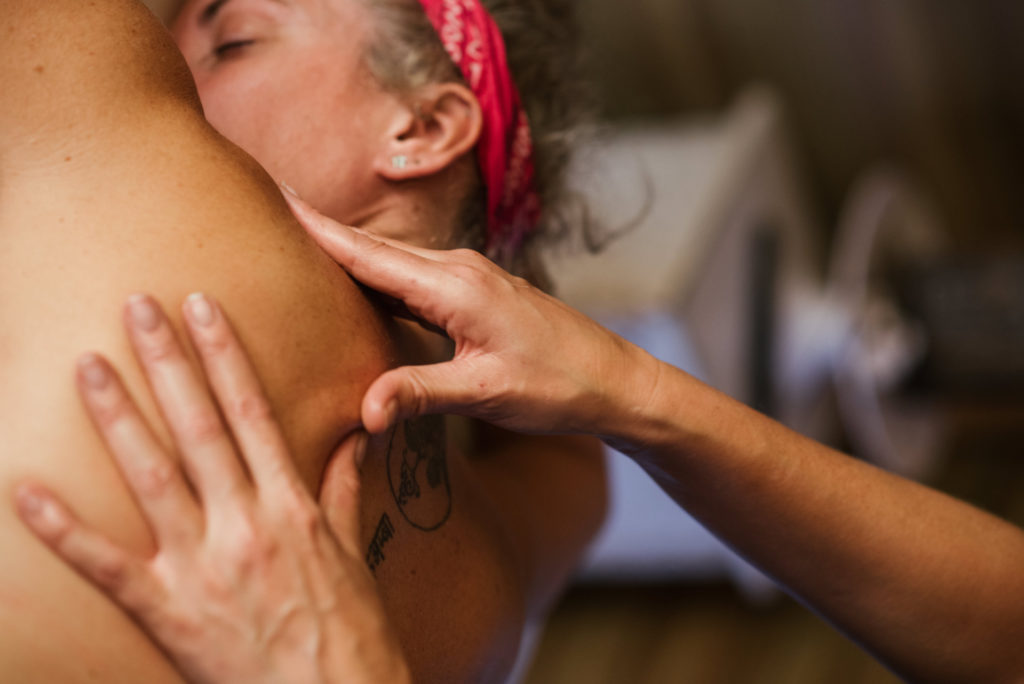 Apprendre le massage à Nancy